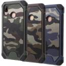 Huawei P20 Lite Outdoor Case TPU Hybrid Camouflage